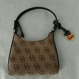 New Dooney and Bourke wristlet, authentic